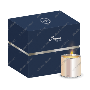 Custom Candle Boxes UK-1