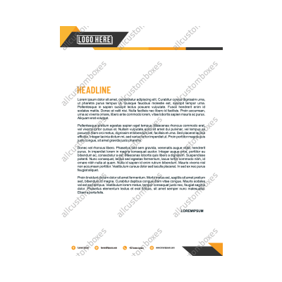 Custom Letterhead UK-2