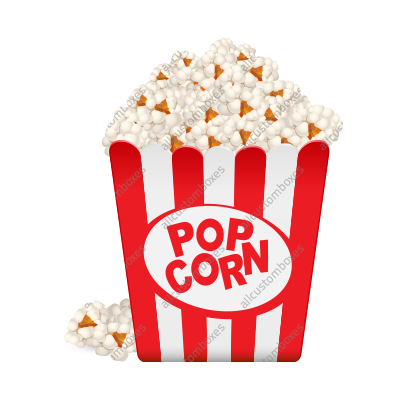 Custom Mini Popcorn Boxes UK-1