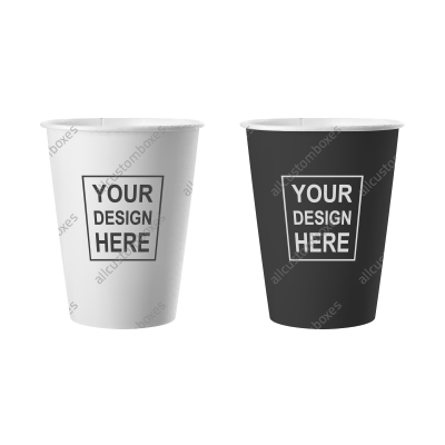 Custom Paper Cup Boxes UK-1
